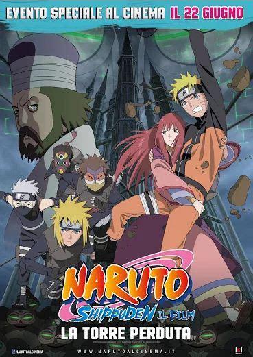 film naruto la via del ninja streaming naruto tutti i film della saga al cinema ecco due clip
