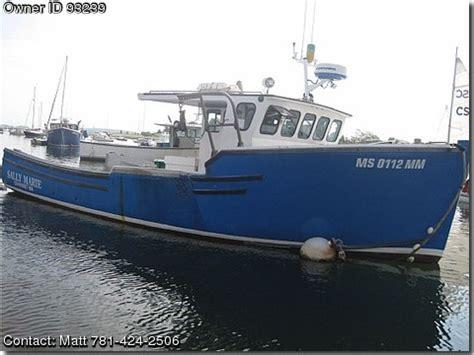 novi boats 1989 daniels head marine novi lobster boat loads of boats