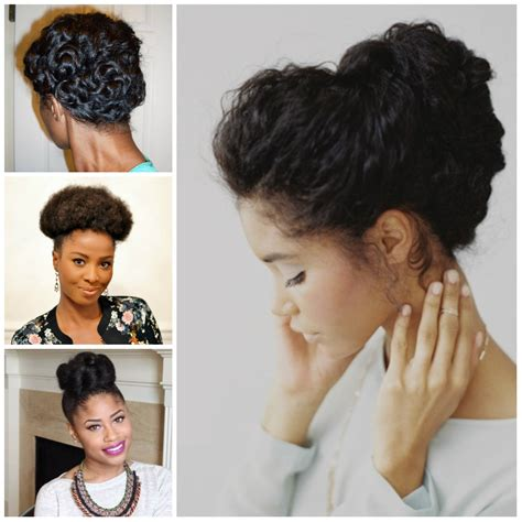 Black Hairstyles For Medium Hair Updos by Updo Hairstyles Haircuts Hairstyles 2016 And Hair