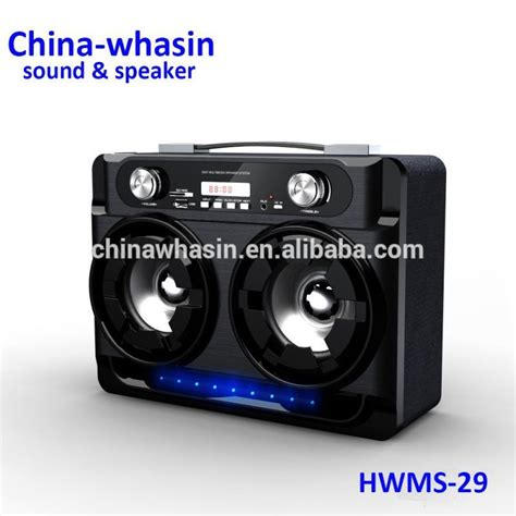 Speaker Mini Untuk Dvd hifi dvd mini combo system wood portable home theater speaker buy hifi dvd mini combo system