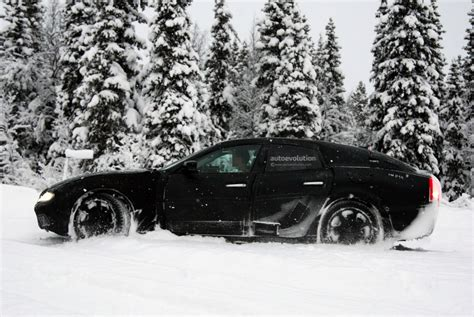 maserati snow 2013 maserati ghibli spyshots