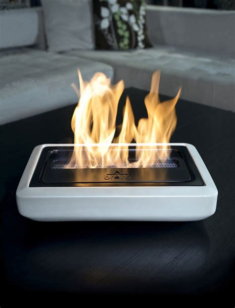 Brasa Fireplace by Brasa Fireplaces Are Modern And Eco Friendly