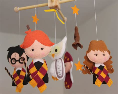 Harry Potter Crib Mobile by Harry Potter Mobile Baby Crib Mobile Harry Potter Nursery