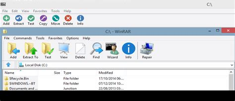 windows 8 theme for windows 7 zip easily theme winrar and 7 zip for a total visual overhaul
