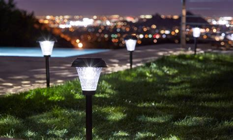 Solar Powered Patio Lighting 5 Frequently Asked Questions About Outdoor Solar Lighting Overstock