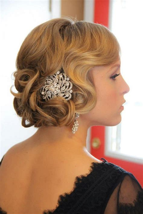Vintage Wedding Hairstyles For Brides by Top 20 Vintage Wedding Hairstyles For Brides Page 3 Of 3