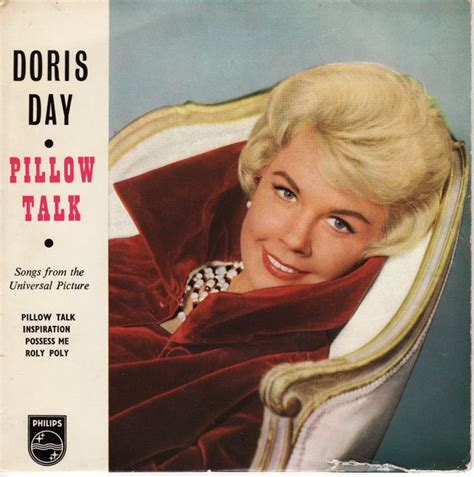 Doris Day In Pillow Talk 17 best images about vintage album covers on