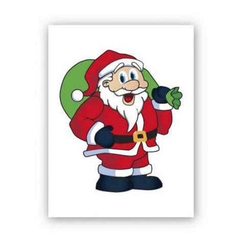 images of christmas father father christmas board 600x450mm
