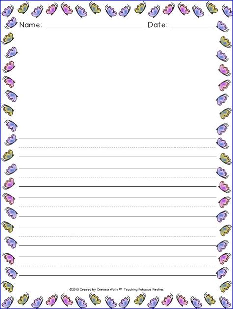 printable writing paper spring spring writing paper to print 123helpmepost x fc2 com