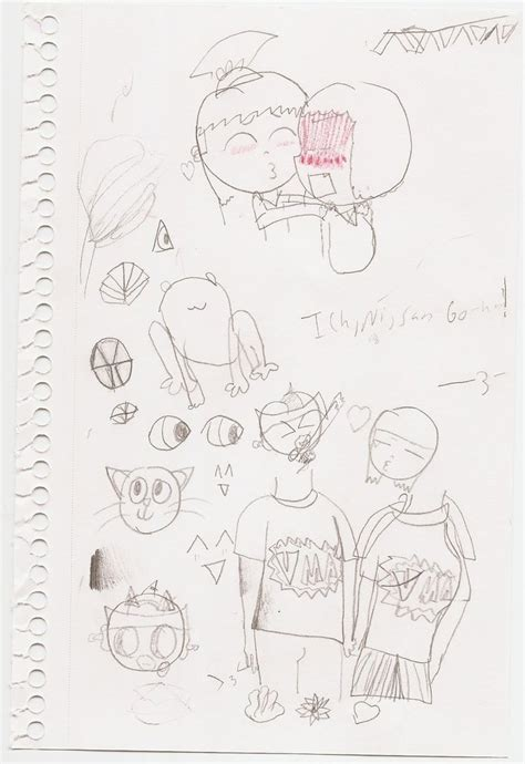 S Drawing Thing by The Things I Draw By Virachanchi On Deviantart