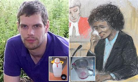 Acid Boyfriend student accused of throwing acid on ex says he was