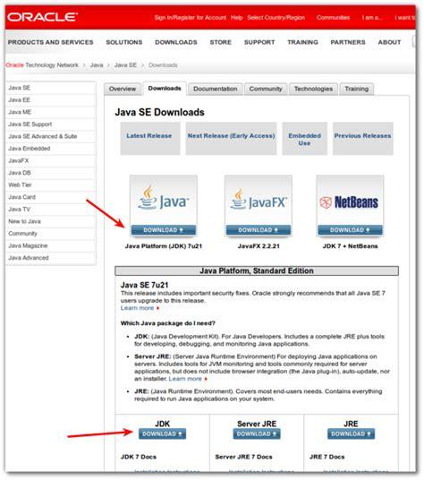 howto jdk linux ubuntu linux install latest oracle java 7