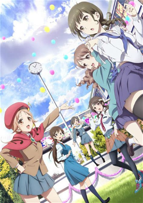 P Anime List by Top 10 P A Works Anime List Recommendations
