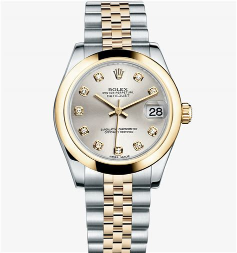 Rolex Datejust Combi Gold For swiss rolex fakes datejust 31 yellow rolesor combination of 904l steel and 18 ct