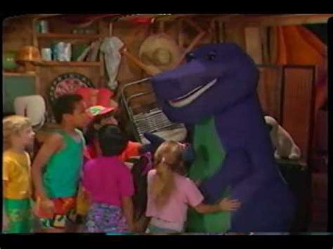 barney the backyard show part 1 the backyard show original part 2 youtube