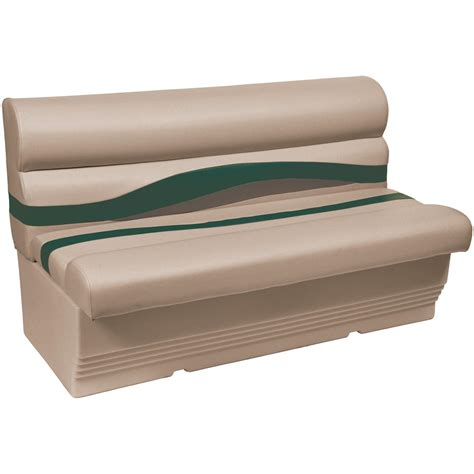 show benched wise 174 premier 1100 series 50 quot pontoon bench seat 222122