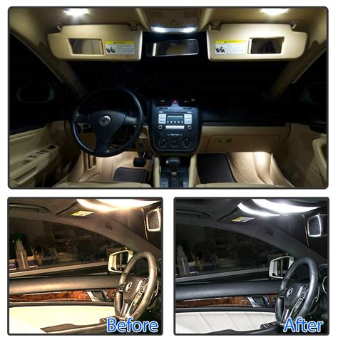 Vz Commodore Interior Parts by 1x Ultra White Led Holden Commodore Vl Vn Vp Vr Vs Vx Vy