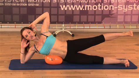 ms pilates small ball  katia vasilenko youtube