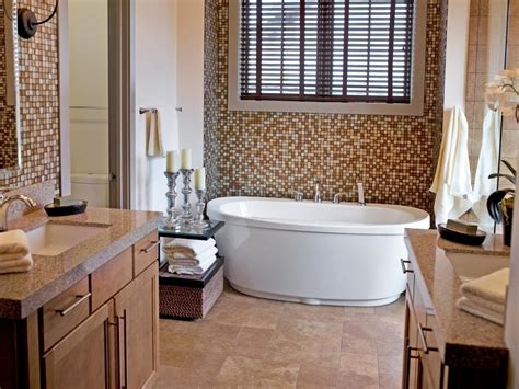 Master Bathroom With Tub Hgtv Home 2012 Master Bathroom Pictures And