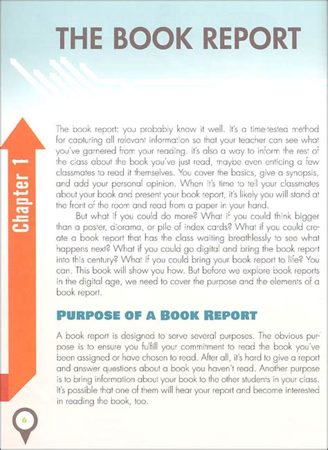 cool book reports creating book reports with cool new digital tools 065593