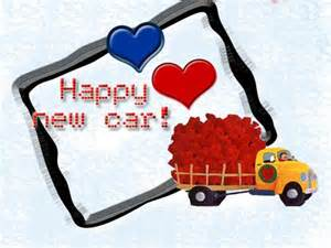 send free ecard happy new car from greetings101