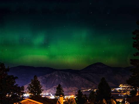 northern lights in idaho 2017 in photos northern lights dazzle in interior night sky