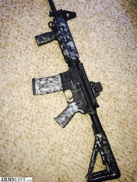 Ar15 Furniture by Armslist For Sale Trade Ar 15 Magpul Furniture Set