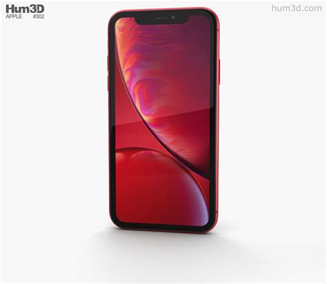 3 Iphone Xr Apple Iphone Xr 3d Model Electronics On Hum3d