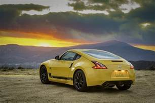 Just Nissan 2018 Nissan 370z Starts At Just 29 990 Nismo Version