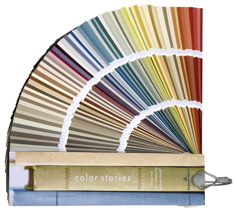 benjamin moore color stories fan deck contemporary