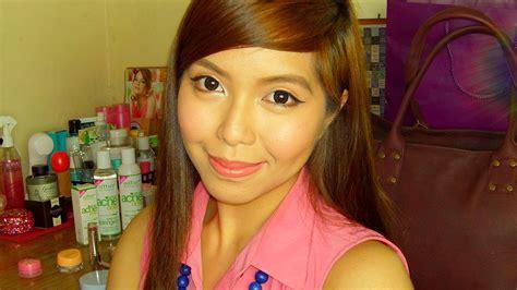 makeup tutorial tagalog everyday makeup tagalog tutorial saytiocoartillero
