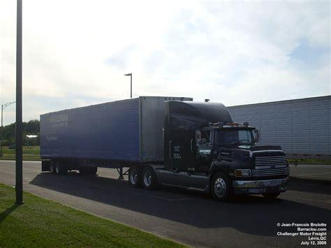 challenger motor freight inc challenger motor freight barraclou