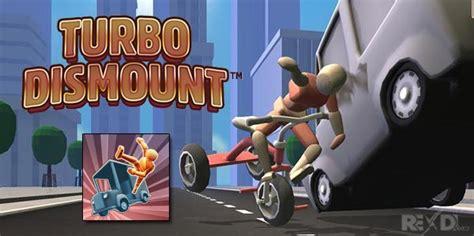 turbo dismount apk turbo dismount 1 23 2 apk mod unlocked for android apkmoded