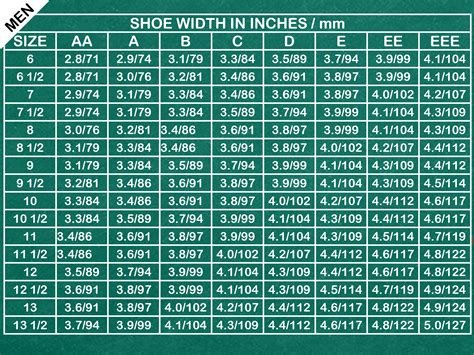 shoe size chart extra wide how to find your shoe size 11 steps with pictures wikihow