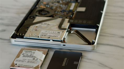 Ssd Macbook Pro how to upgrade your macbook pro with an ssd cnet