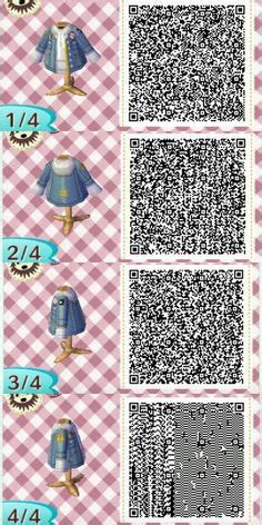 animal crossing leaf qr code paths pattern bunnies