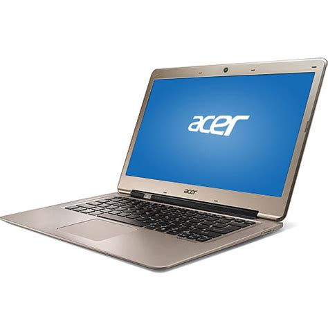 Laptop Acer S3 I3 acer s3 391 6448 13 3 quot laptop pc computer 4gb 500gb 20gb
