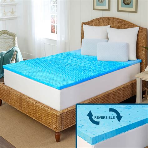 home design 5 zone memory foam reviews home design 5 zone memory foam mattress toppers 28