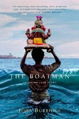 Book Giveaway India - book giveaway the boatman an indian love story by john burbidge