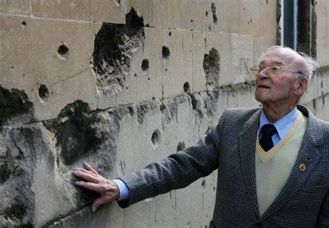 willi decker wwii pensioner given part of bomb that killed members of
