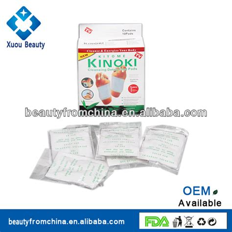 Cleansing Detox Pads by Kinoki Cleansing Detox Foot Pads Buy Cooling Foot Pad