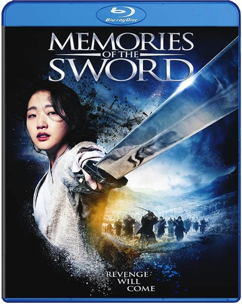 Dvd With Sword 2016 memories of the sword on dvd january 5th 2016