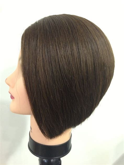 non triangle hair cuts triangular graduation with triangular layers angela