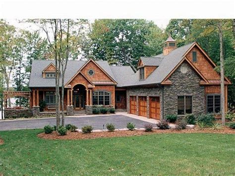 House Plans With Detached Garage Apartments by Craftsman House Plans With Detached Garage Garage