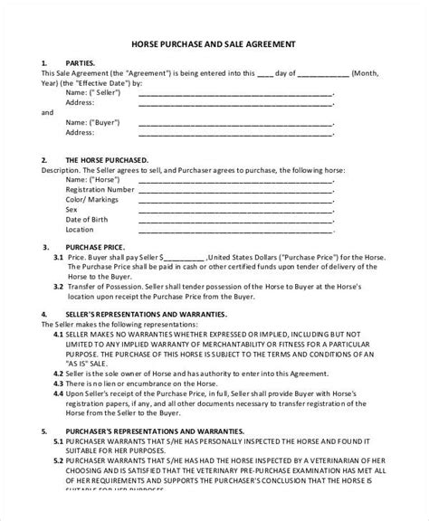 section 32 contract of sale 32 sales agreement form template