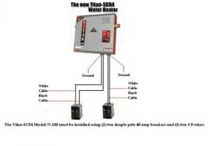 titan tankless n 120 model water heater