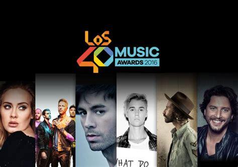 40 principales entradas entradas los40 music awards 2018 taquilla