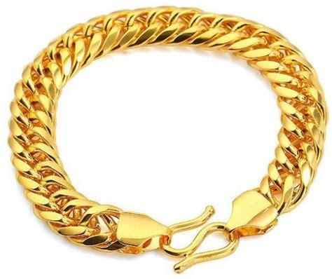buy 24k real gold plated s link bracelet