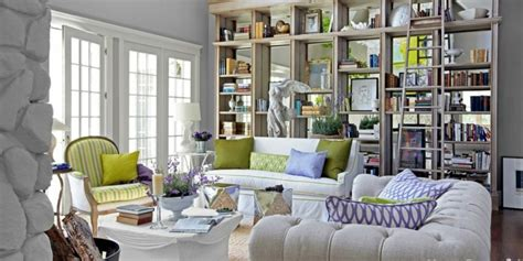 house beautiful cottage living magazine 22 id 233 es de design et d 233 co biblioth 232 que inspirantes