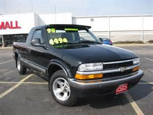 Chevrolet S10 1998 1998 Chevrolet S10 Reviews Prices Ratings With